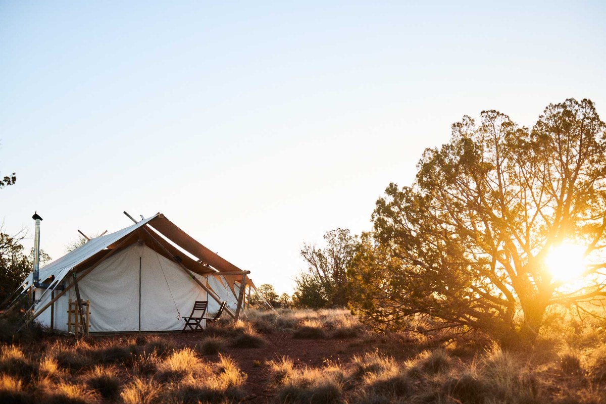 Grand Canyon Glamping at Under Canvas